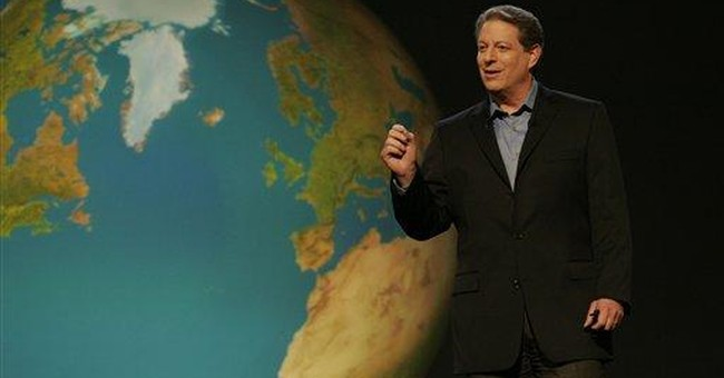Al Gore's willing accomplices in the classroom